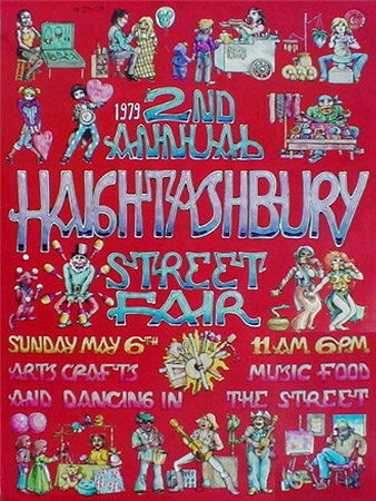 HASF Poster for 1979