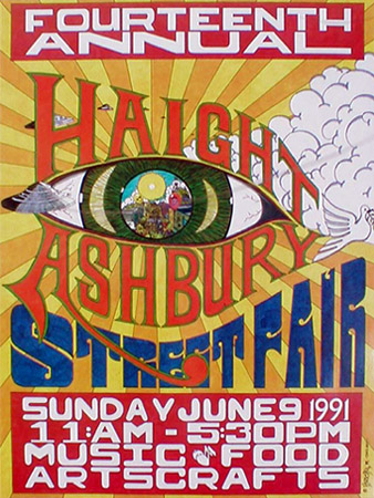HASF Poster for 1991
